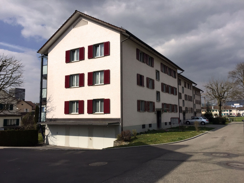 Lauriedhofweg 17, Zug