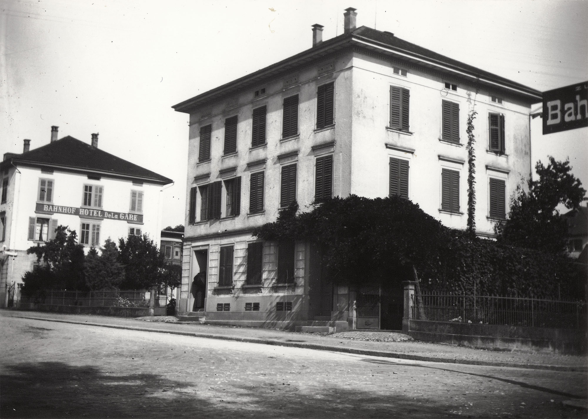 Hotel Bahnhof Zug
