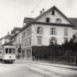 Grabenstrasse Zug mit Tram