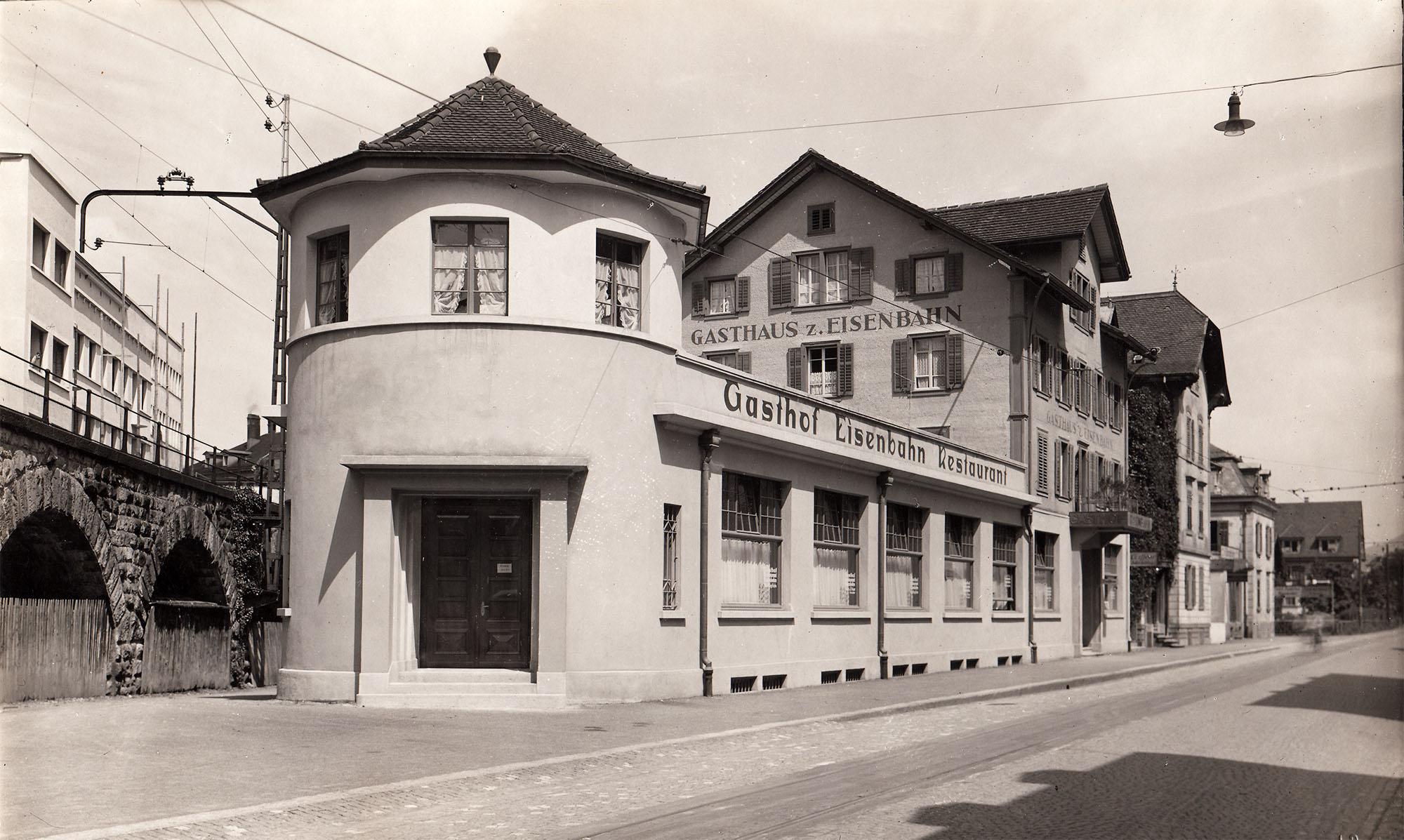 Gasthof Eisenbahn Zug