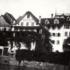 Restaurant Brasserie Hecht, Fischmarkt um 1900
