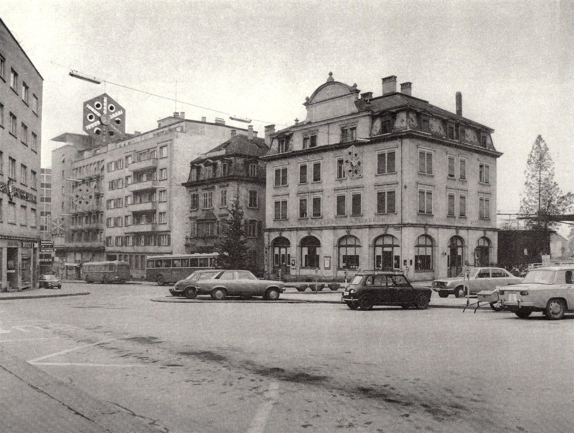 Hotel Schweizerhof Zug