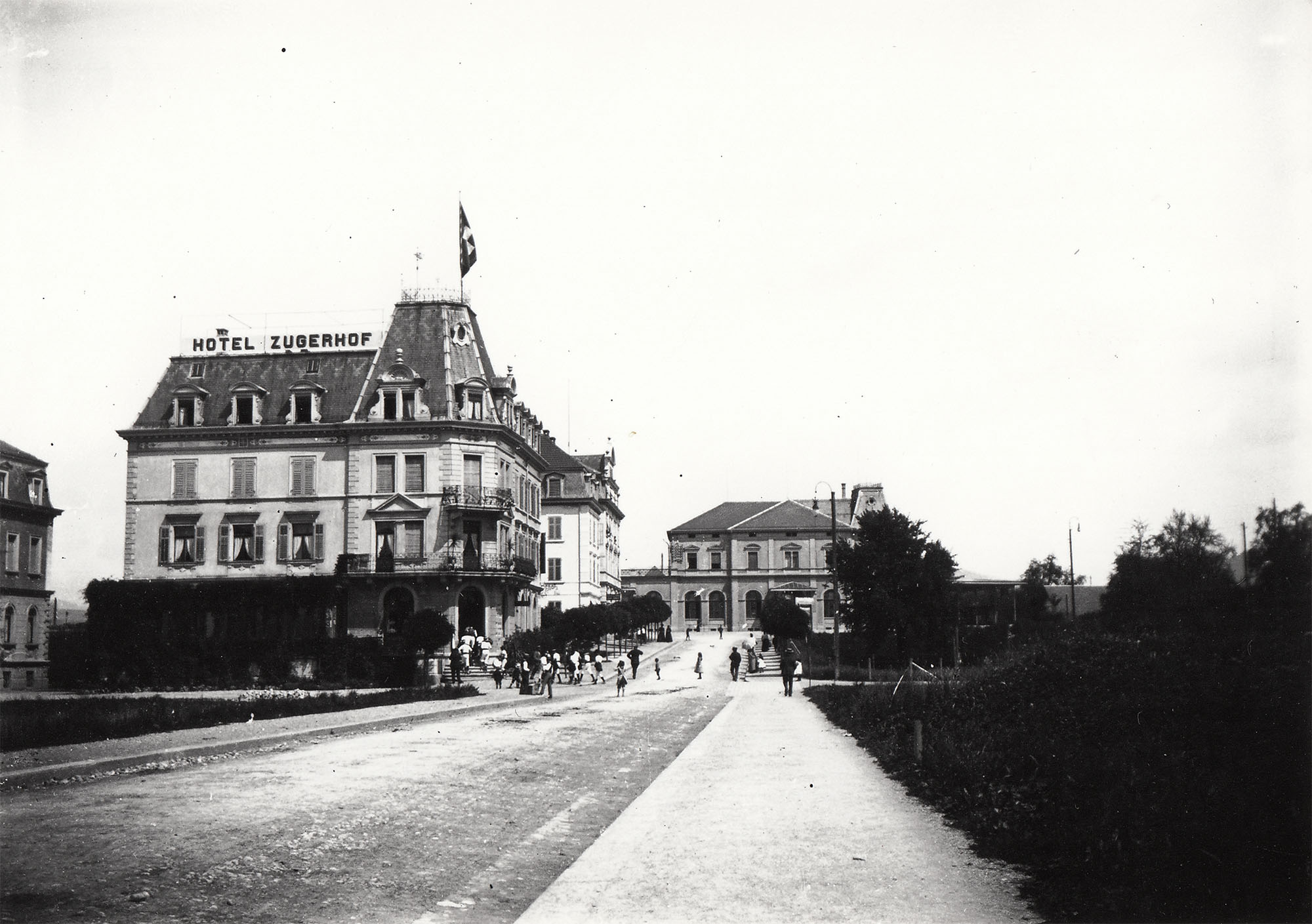 Hotel Zugerhof Zug