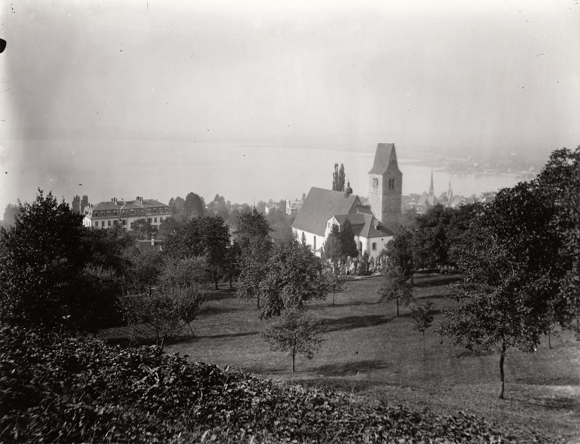 Die alte Kirche St. Michael
