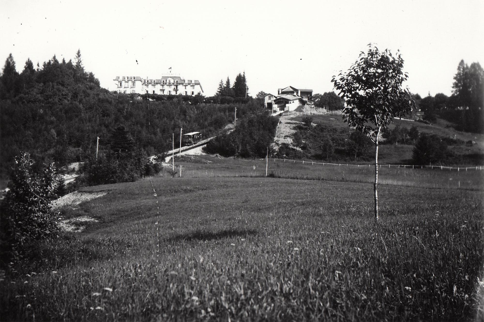 Bergstation Zugerberg