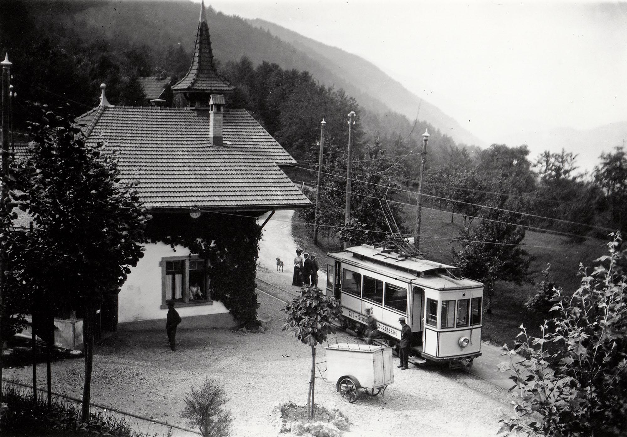 Station Schönegg