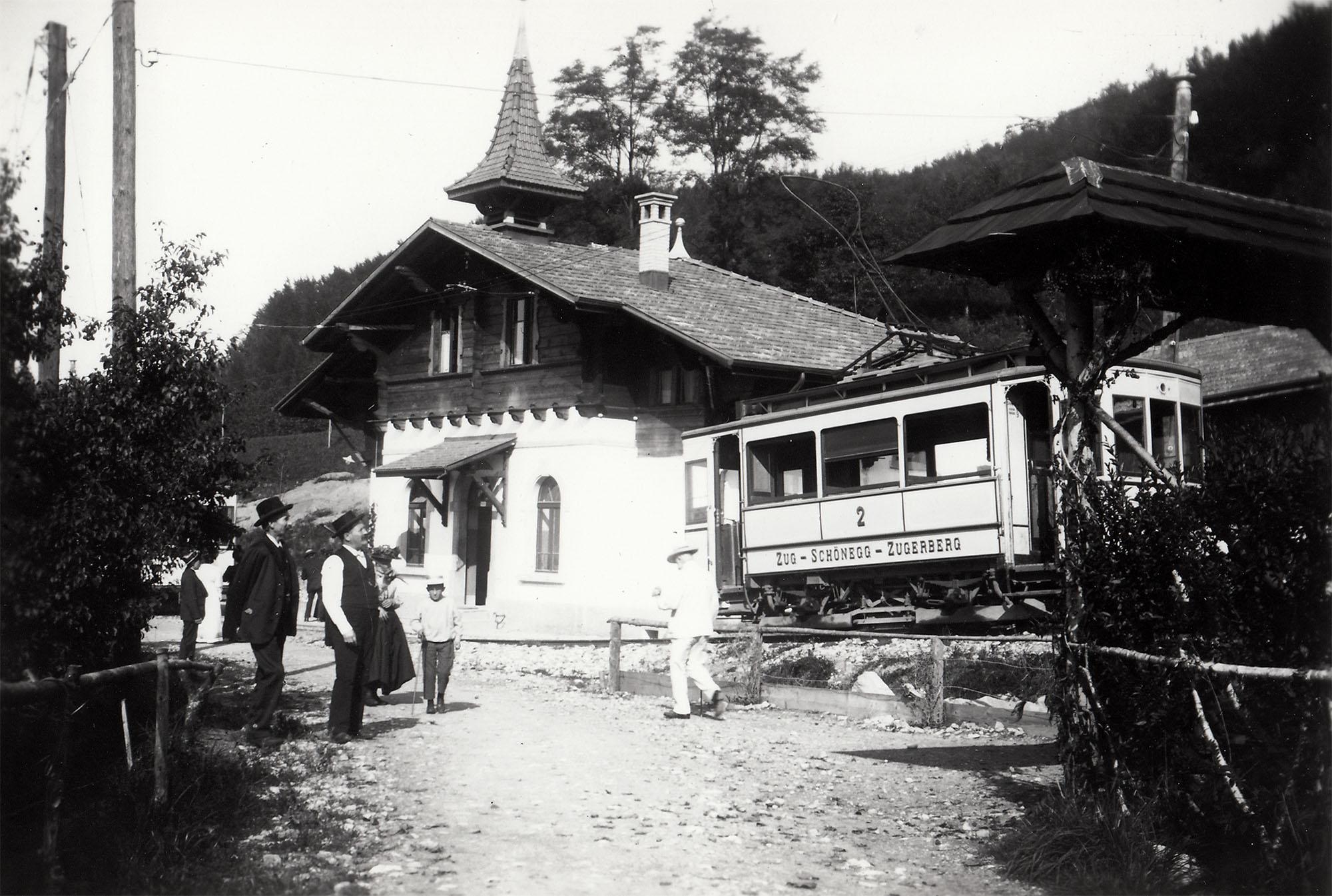 Talstation Schönegg