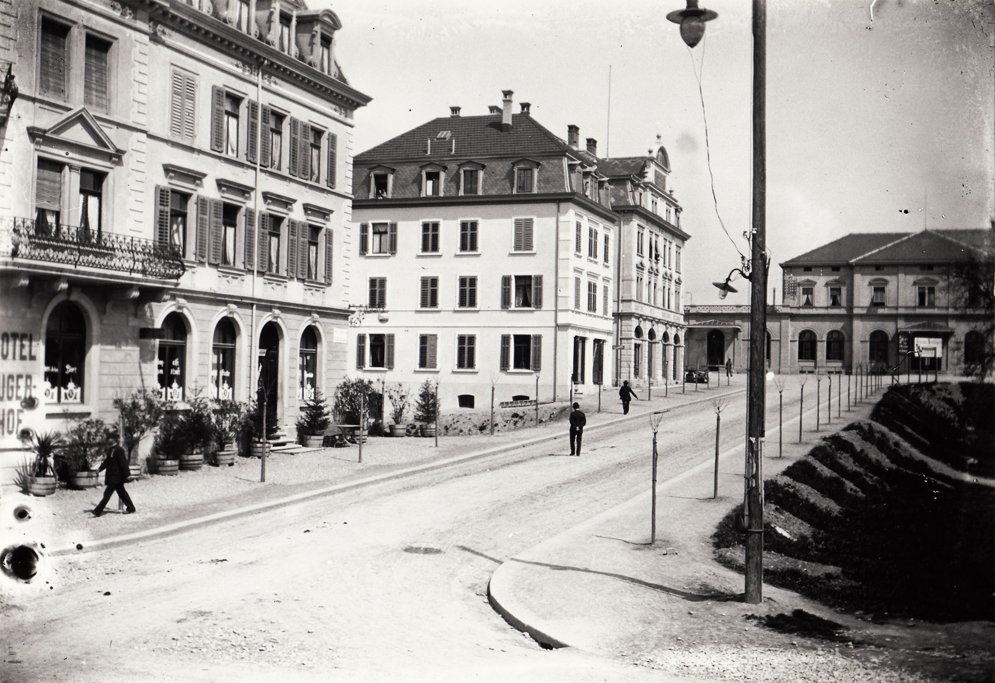 Alpenstrasse Zug