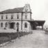 Zweites Bahnhofsgebäude Zug
