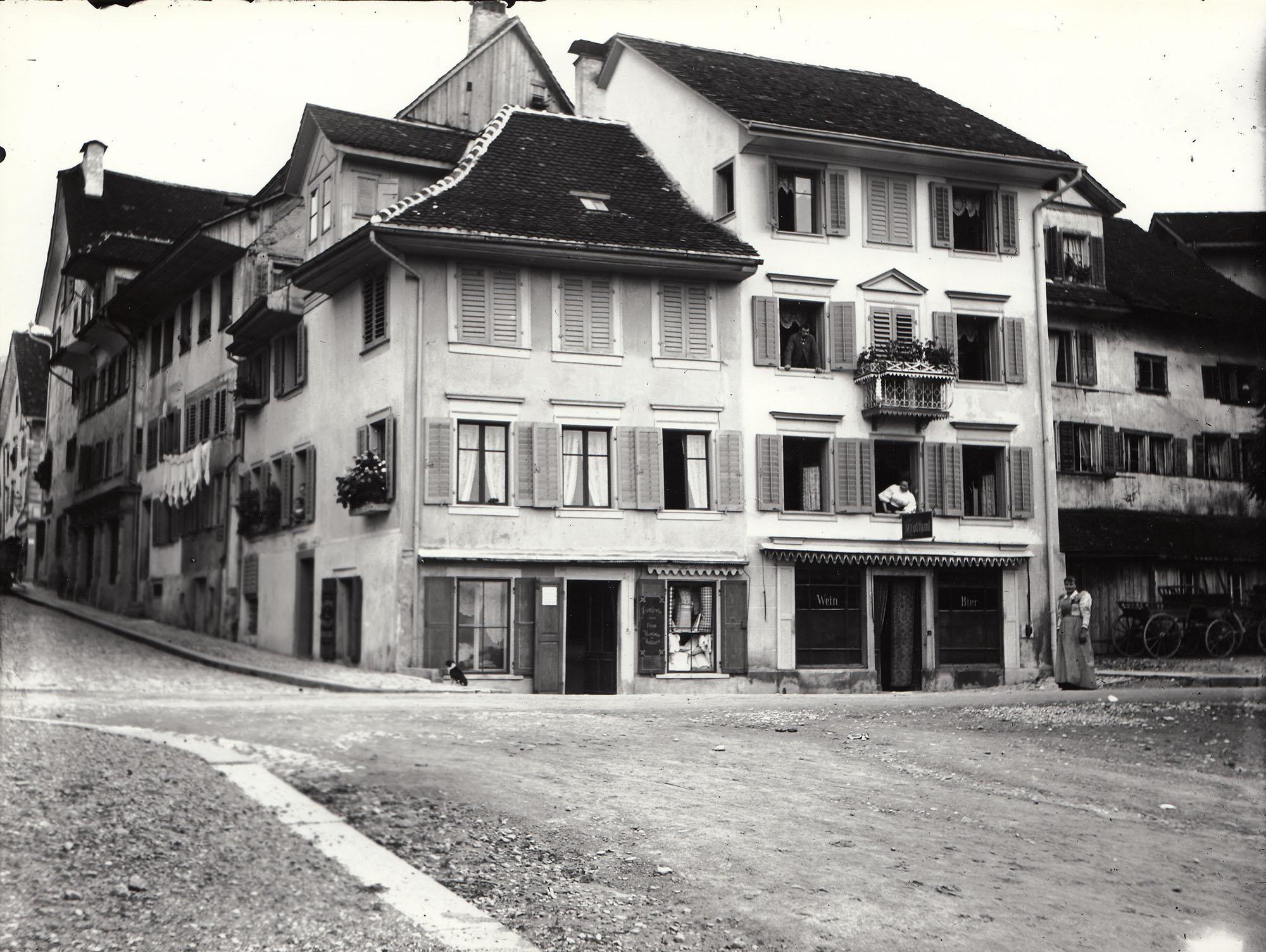 Ecke Raingässli/Seestrasse