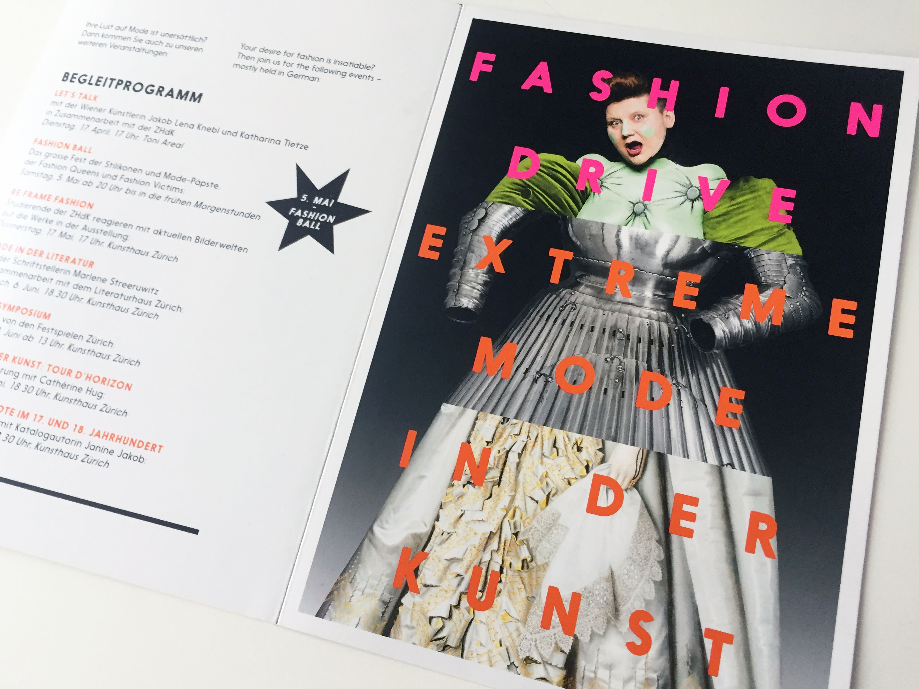 Fashion Drive - Extreme Mode in der Kunst