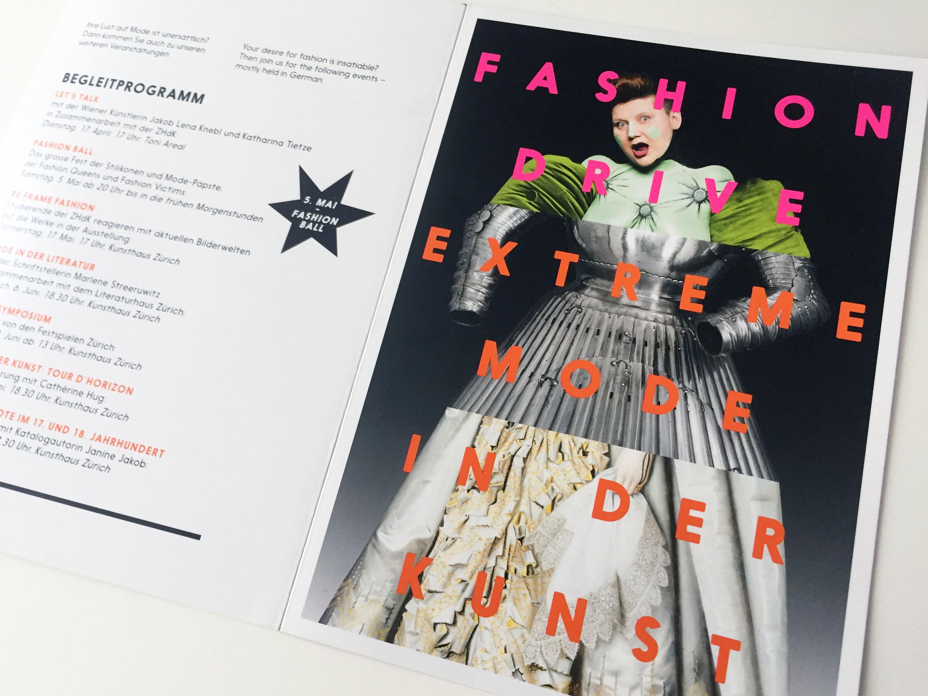 Fashion Drive - Extreme Mode in der Kunst